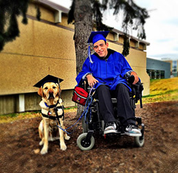 Assistance Dog and Client