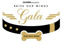 Dogs with Wings Gala 2019 logo EVENTBRITE 2160X1080 v2