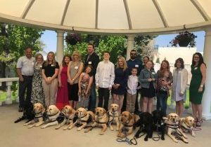 Graduating Dogs 2019