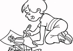 little-boy-drawing-masterpiece-coloring-page